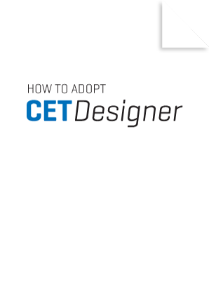 How To Adopt CET Designer